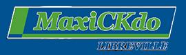 Logotype Maxi CKdo