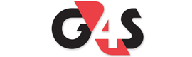 Logotype G4S (GABON SECURE SOLUTIONS)