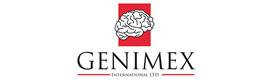 Logotype GENIMEX