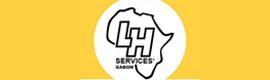Logotype BELL EQUIPMENT (LH SERVICES GABON)