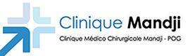 Logotype CLINIQUE MÉDICO-CHIRURGICALE  MANDJI