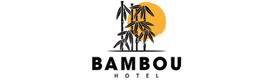 Logotype HOTEL BAMBOU