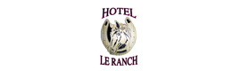 Logotype HOTEL LE RANCH