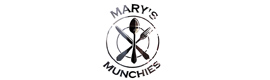 Logotype MARY'S MUNCHIES