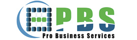 Logotype PRO BUSINESS SERVICES