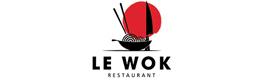Logotype LE WOK