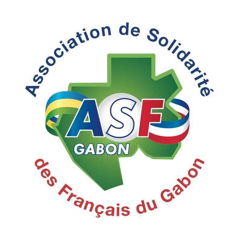 Logotype ASSOCIATION DE SOLIDARITÉ DES FRANÇAIS DU GABON