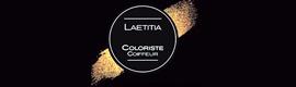 Logotype LAETITIA