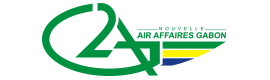 Logotype NOUVELLE AIR AFFAIRE GABON