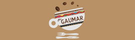 Logotype CHEZ GAUMAR