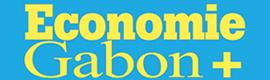 Logotype ECONOMIE GABON+