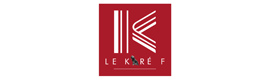 Logotype LE KARÉ F