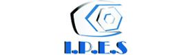 Logotype I.P.E.S (Import Pièces et Services)
