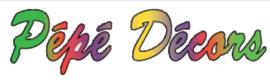 Logotype PEPE DECORS