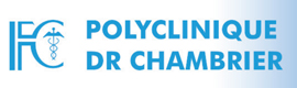 Logotype POLYCLINIQUE CHAMBRIER