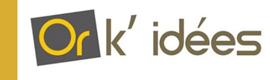 Logotype ORK'IDÉES