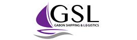 Logotype GABON SHIPPING & LOGISTICS (GSL)
