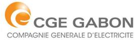 Logotype CGE GABON