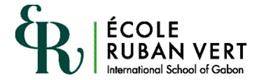 Logotype Ecole Ruban Vert