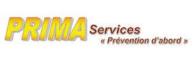 Logotype PRIMA SERVICES