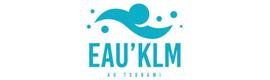 Logotype EAU'KLM