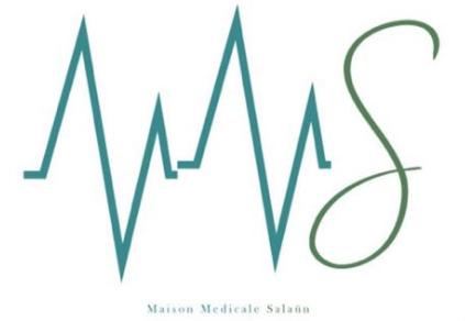 Logotype GYNÉCOLOGIE - MAISON MÉDICALE SALAUN