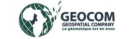 Logotype GEOCOM - GEOSPATIAL COMPANY