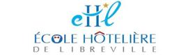 Logotype ÉCOLE HÔTELIÈRE DE LIBREVILLE