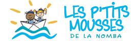Logotype LES P'TITS MOUSSES DE LA NOMBA