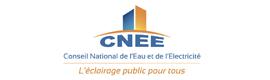 Logotype CNEE (Conseil National de l'Eau et de l'Électricité)