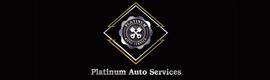 Logotype PLATINUM AUTO SERVICES