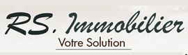 Logotype RS IMMOBILIER