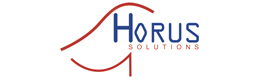 Logotype HORUS SOLUTIONS
