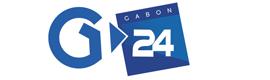 Logotype GABON 24