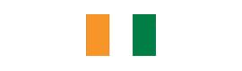 Logotype AMBASSADE DE LA RÉPUBLIQUE DE CÔTE D'IVOIRE