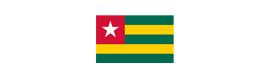 Logotype AMBASSADE DE LA RÉPUBLIQUE TOGOLAISE