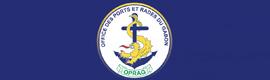 Logotype OPRAG (OFFICE DES PORTS ET DES RADES DU GABON)