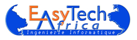 Logotype EASYTECH AFRICA