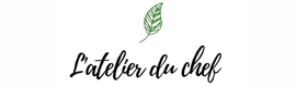 Logotype L'ATELIER DU CHEF