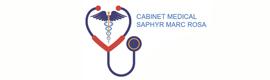 Logotype CABINET MÉDICAL SAPHYR MARC ROSA