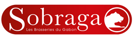 Logotype SOBRAGA (SOCIETE DES BRASSERIES DU GABON)