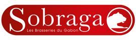Logotype Sobraga - Société des brasseries du Gabon