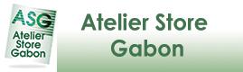 Logotype ATELIER STORE GABON
