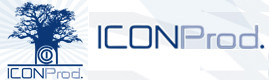 Logotype ICON PROD