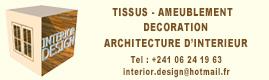 Logotype INTERIOR DESIGN