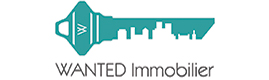 Logotype WANTED IMMOBILIER