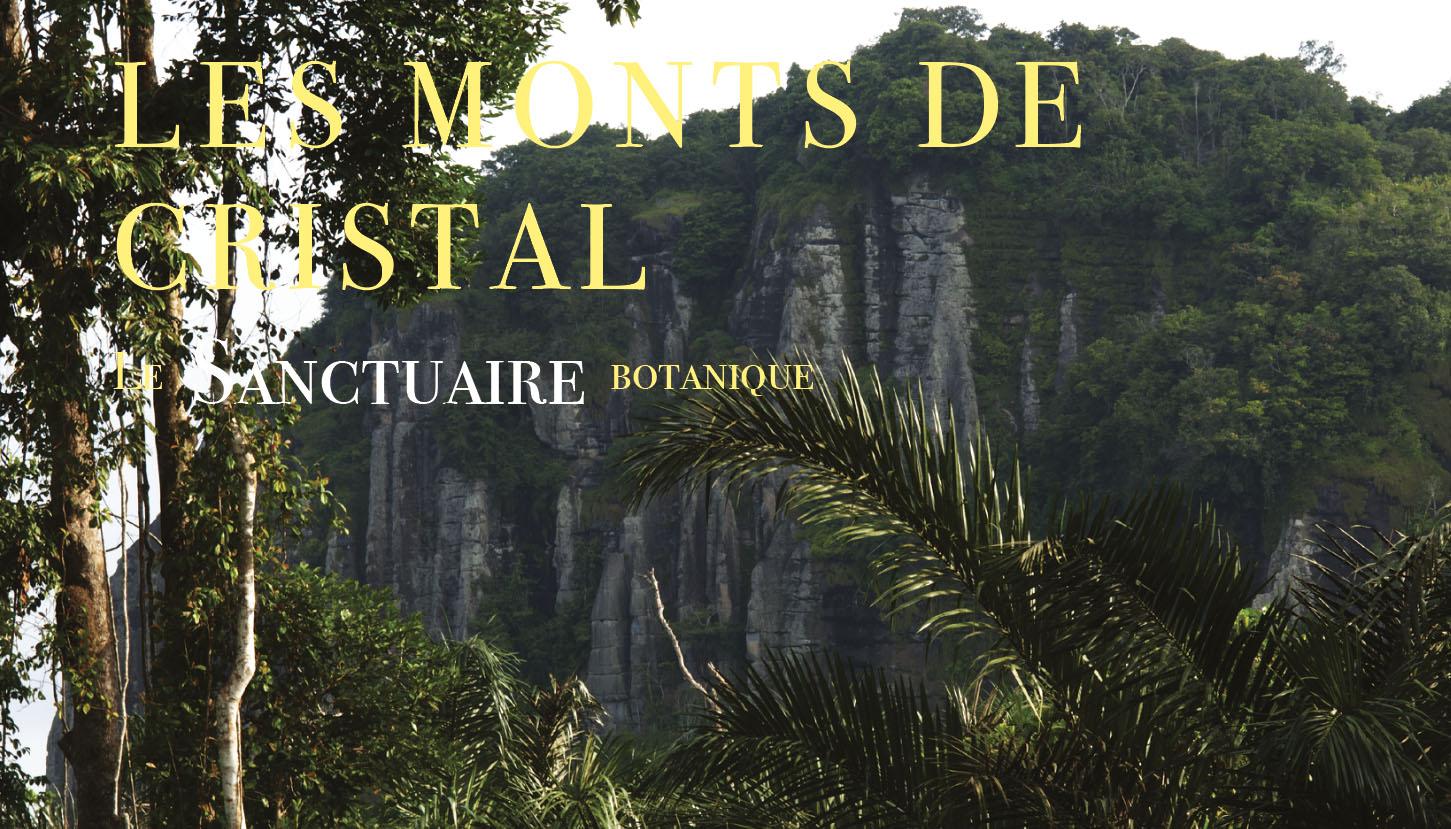Mont de cristal_site